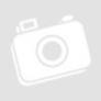 Kép 3/5 - Szolár lampion fényfüzér - 10 db fehér lampion, hidegfehér LED - 3,7 m
